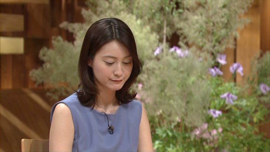 小川彩佳アナ 報ステ乳首ポッチ放送事故エロ画像85枚・4枚目の画像