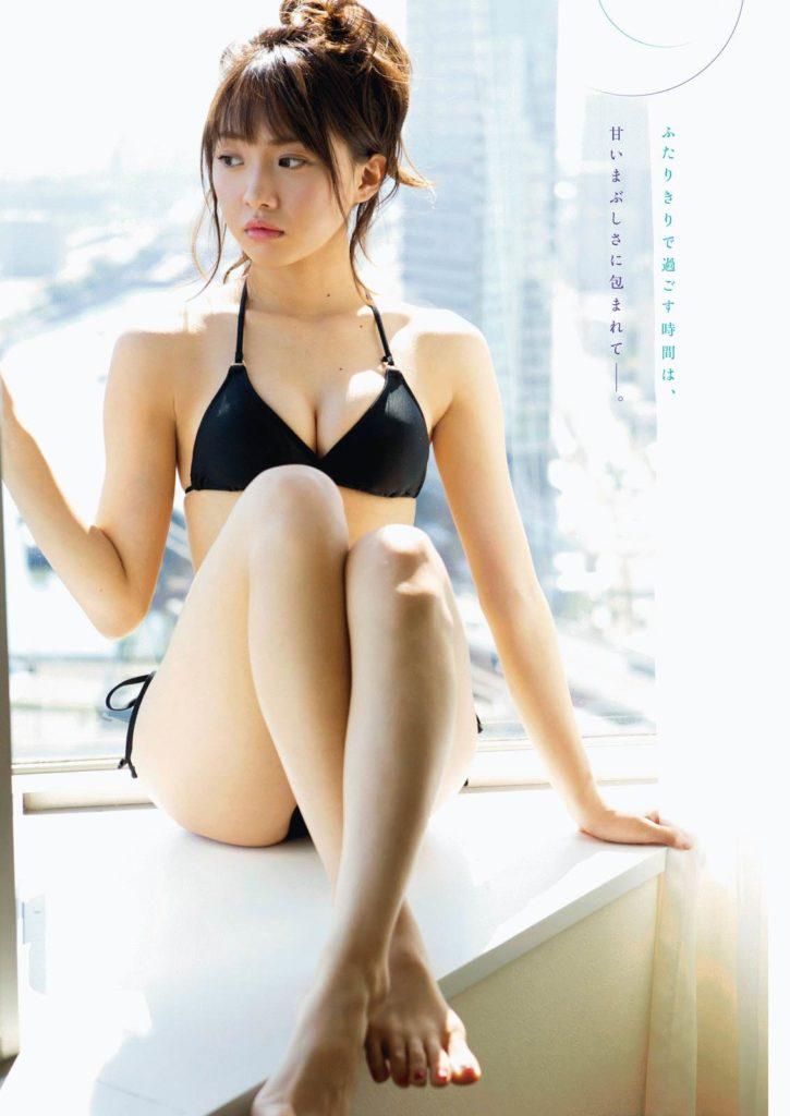 木崎ゆりあ(21)の上裸ヌードグラビア&アイコラエロ画像100枚・39枚目の画像