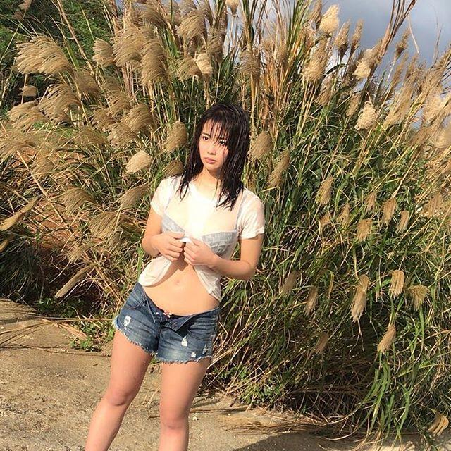 元AKB平嶋夏海(25)の手ブラヌード・写真集グラビア画像72枚・6枚目の画像