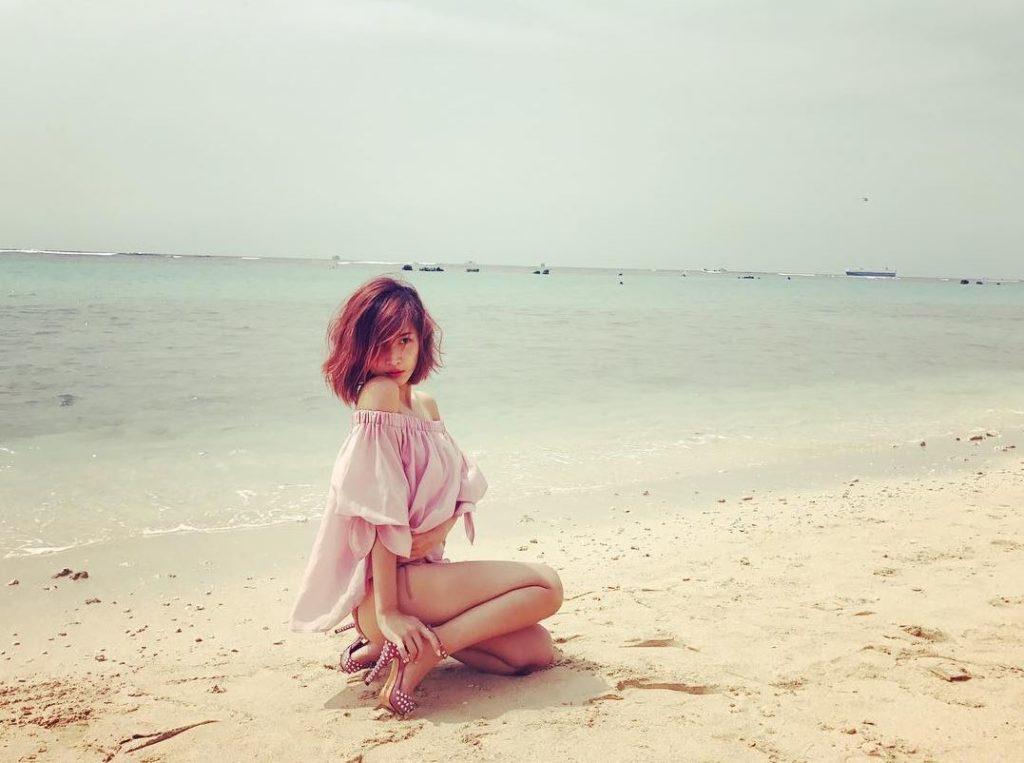 紗栄子(30)の最新インスタ水着&過去のお宝エロ画像30枚・5枚目の画像