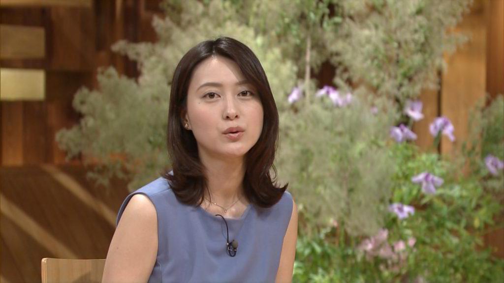 小川彩佳アナ 報ステ乳首ポッチ放送事故エロ画像85枚・6枚目の画像
