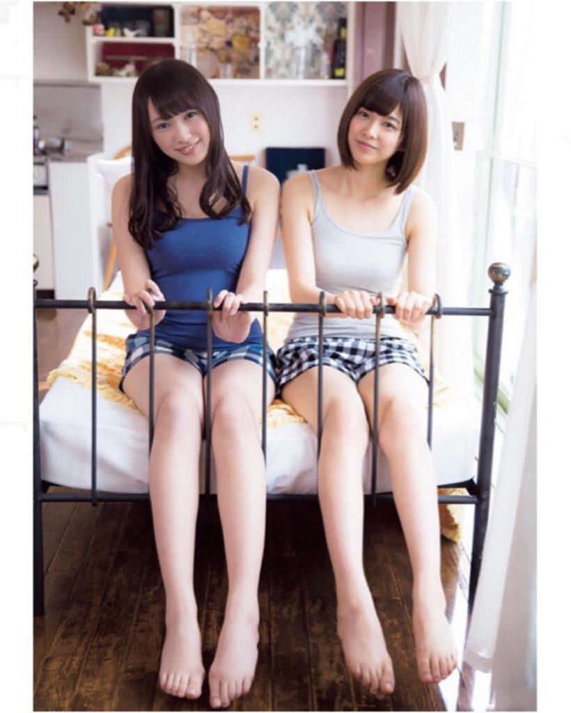欅坂46渡辺梨加の写真集水着グラビア&アイコラエロ画像97枚・80枚目の画像