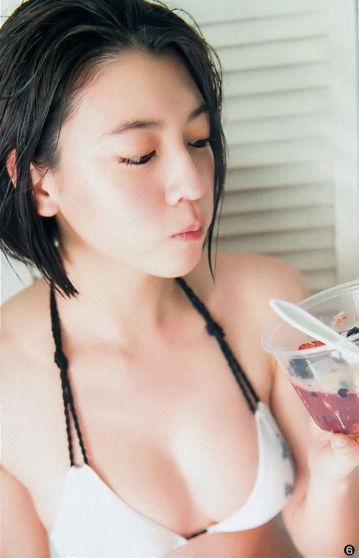 三吉彩花(21)の最新水着グラビア画像55枚・11枚目の画像