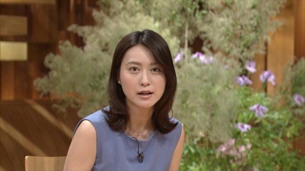小川彩佳アナ 報ステ乳首ポッチ放送事故エロ画像85枚・8枚目の画像