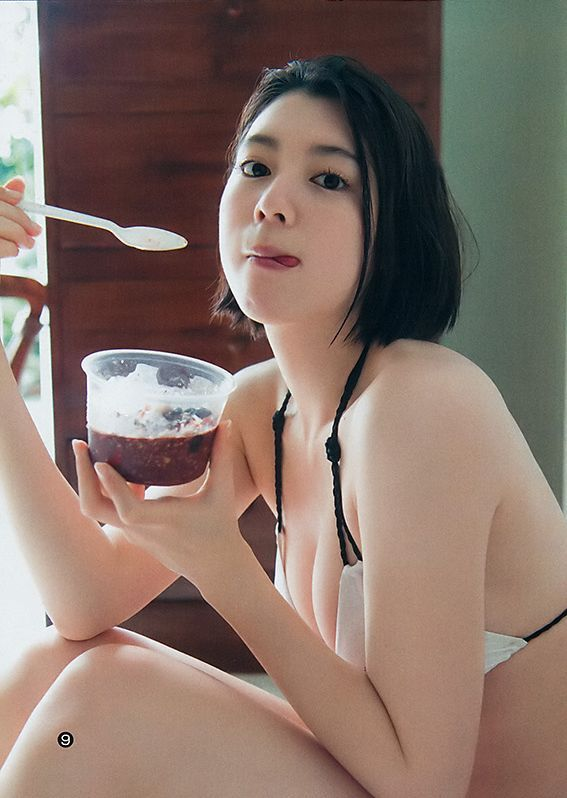 三吉彩花(21)の最新水着グラビア画像55枚・13枚目の画像