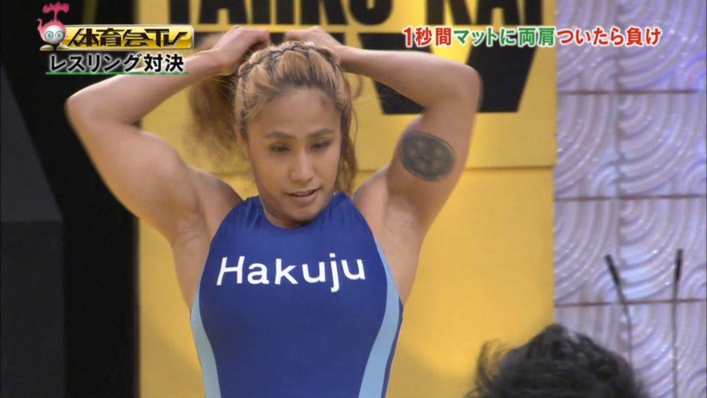 山本美憂(42)ヌード写真集エロ画像35枚!BBA・女子レスリング好き必見…・21枚目の画像