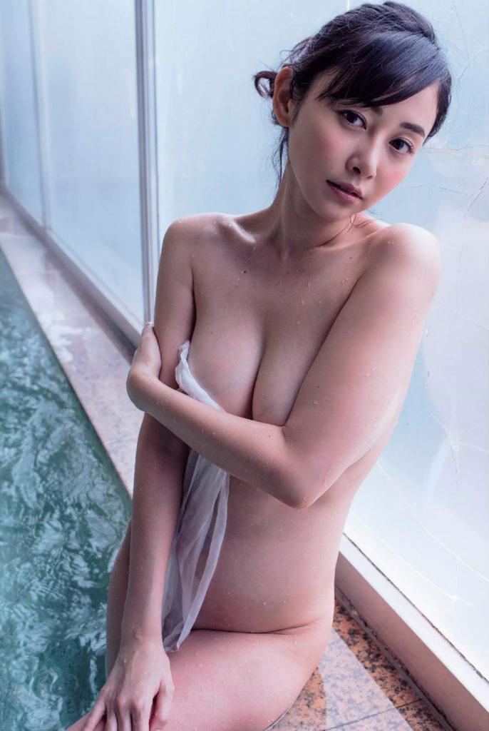 杉原杏璃の過激グラビアエロ画像007