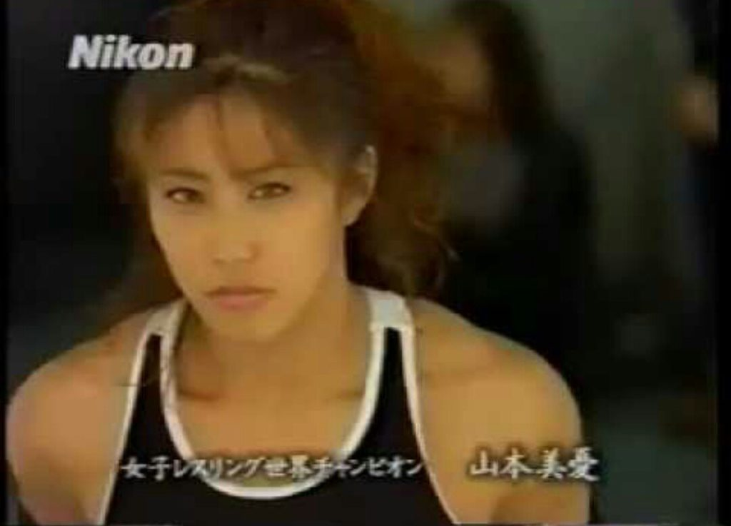 山本美憂(42)ヌード写真集エロ画像35枚!BBA・女子レスリング好き必見…・24枚目の画像
