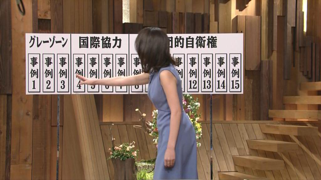小川彩佳アナ 報ステ乳首ポッチ放送事故エロ画像85枚・20枚目の画像