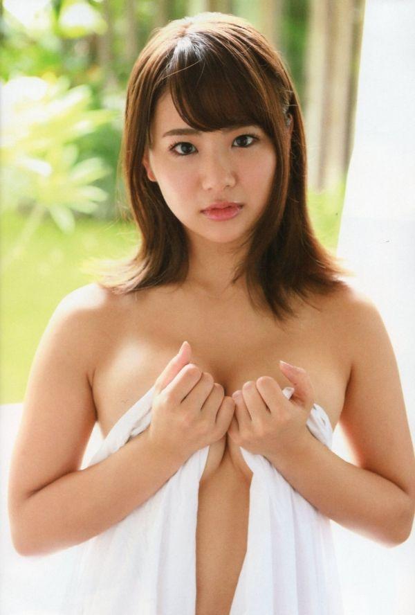 元AKB平嶋夏海(25)の手ブラヌード・写真集グラビア画像72枚・51枚目の画像