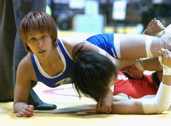 山本美憂(42)ヌード写真集エロ画像35枚!BBA・女子レスリング好き必見…・30枚目の画像