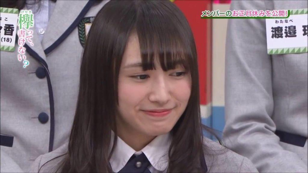 欅坂46渡辺梨加の写真集水着グラビア&アイコラエロ画像97枚・94枚目の画像
