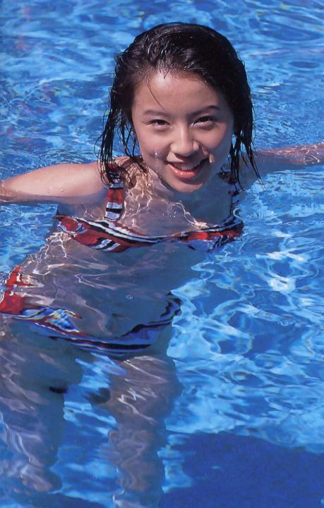 鈴木亜美 アイコラ&水着エロ画像50枚!・26枚目の画像
