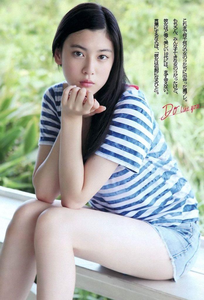 三吉彩花(21)の最新水着グラビア画像55枚・29枚目の画像