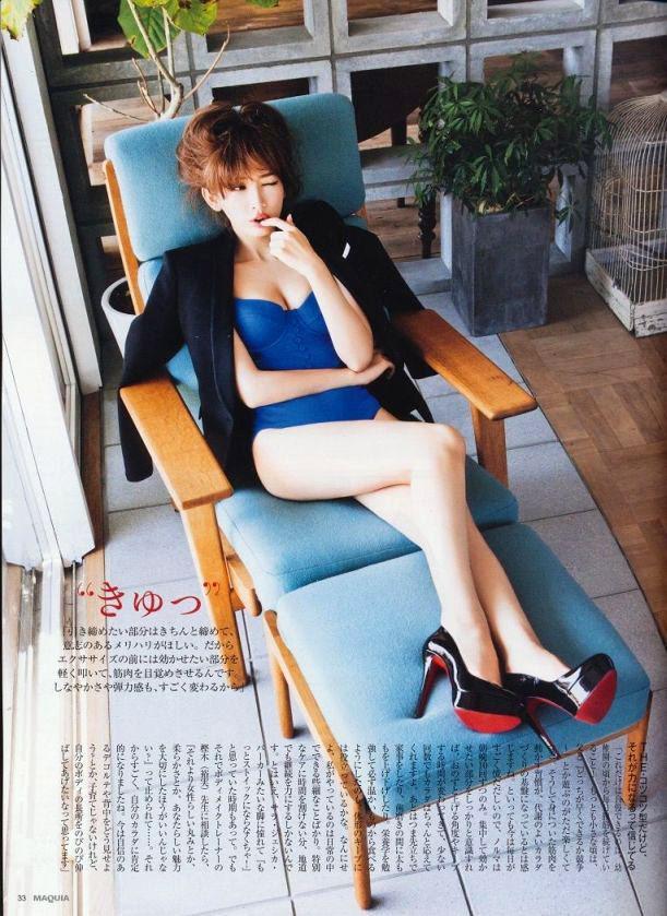 紗栄子(30)の最新インスタ水着&過去のお宝エロ画像30枚・35枚目の画像