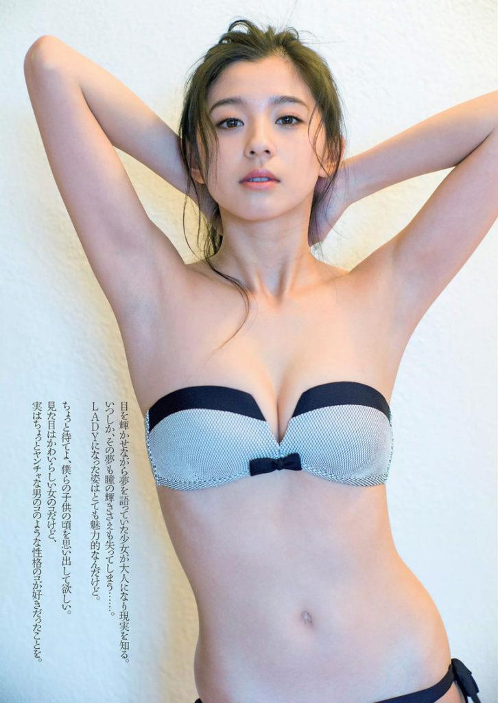 朝比奈彩(24)の写真集の水着グラビアが抜けるエロ画像160枚・74枚目の画像