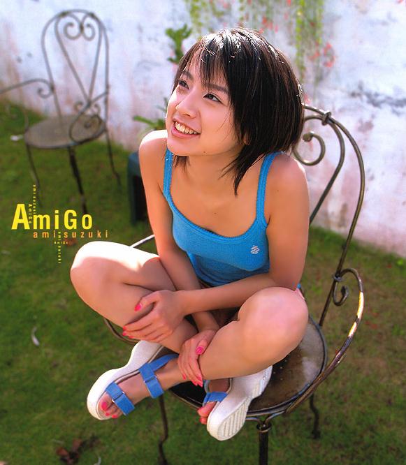 鈴木亜美 アイコラ&水着エロ画像50枚!・41枚目の画像