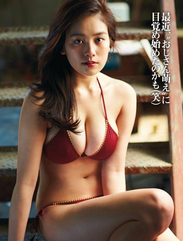 永久保存版!筧美和子の巨乳おっぱいポロリ放送事故エロ画像100枚・48枚目の画像
