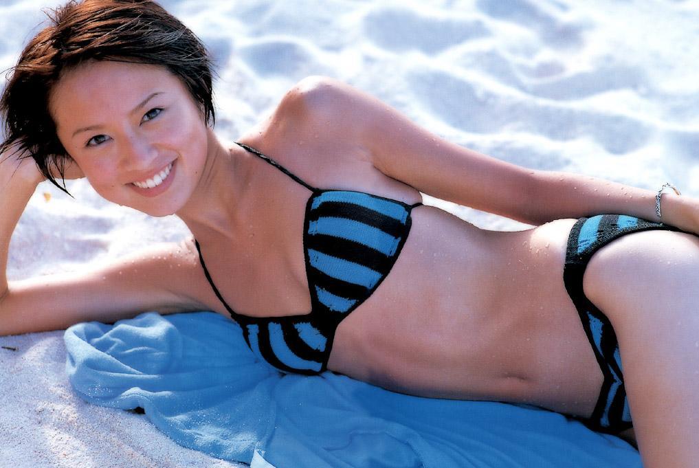 鈴木亜美 アイコラ&水着エロ画像50枚!・56枚目の画像