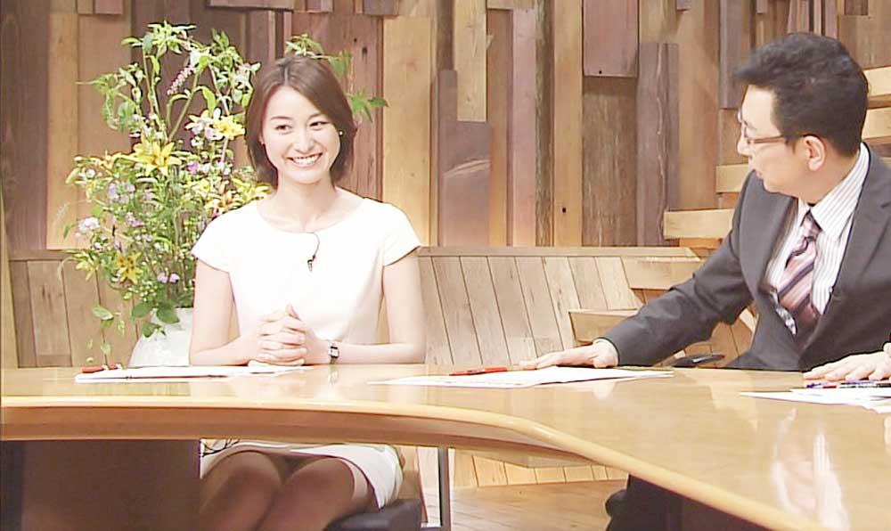 小川彩佳アナ 報ステ乳首ポッチ放送事故エロ画像85枚・72枚目の画像