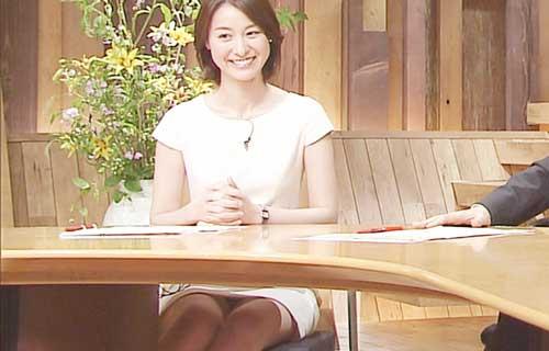 小川彩佳アナ 報ステ乳首ポッチ放送事故エロ画像85枚・76枚目の画像