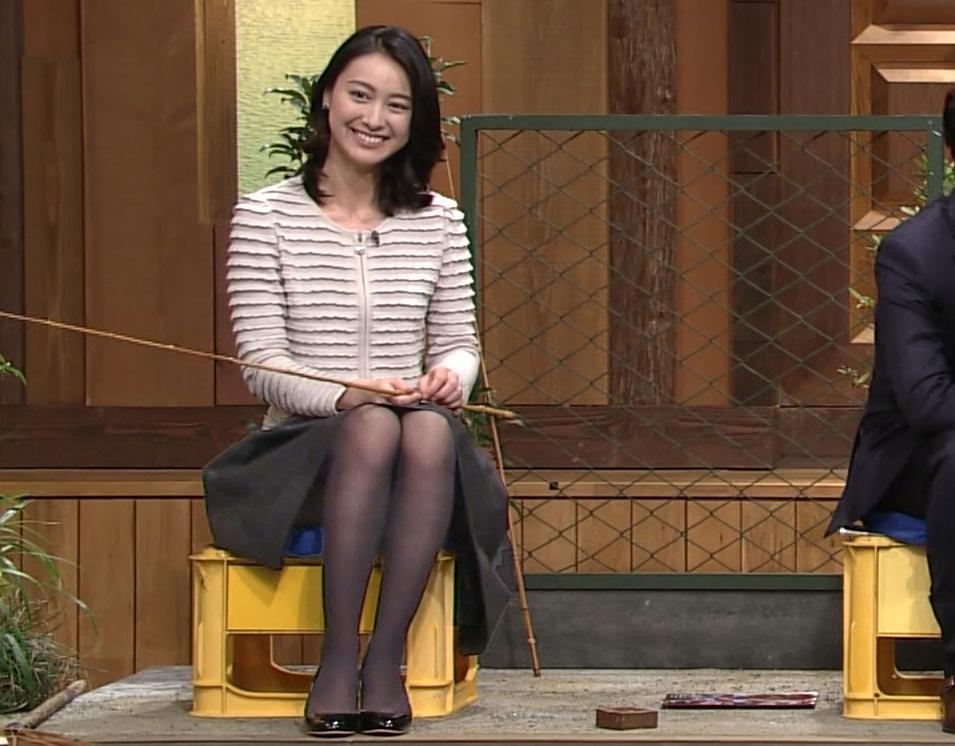 小川彩佳アナ 報ステ乳首ポッチ放送事故エロ画像85枚・79枚目の画像