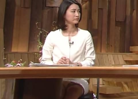 小川彩佳アナ 報ステ乳首ポッチ放送事故エロ画像85枚・80枚目の画像