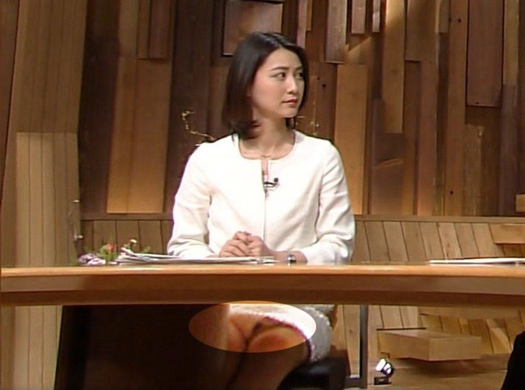 小川彩佳アナ 報ステ乳首ポッチ放送事故エロ画像85枚・84枚目の画像