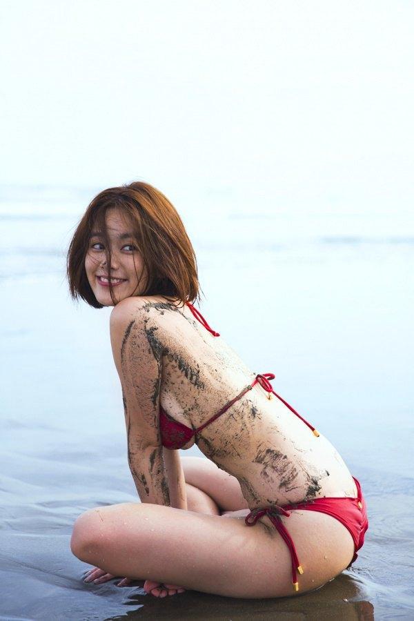 永久保存版!筧美和子の巨乳おっぱいポロリ放送事故エロ画像100枚・90枚目の画像