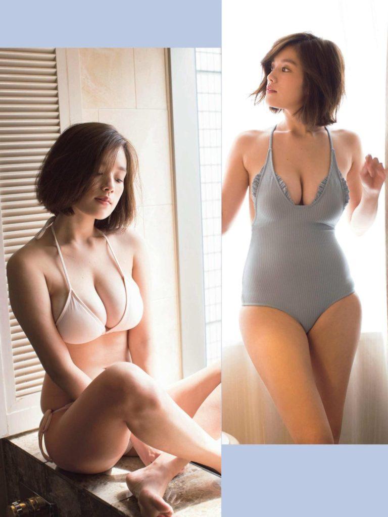 永久保存版!筧美和子の巨乳おっぱいポロリ放送事故エロ画像100枚・96枚目の画像