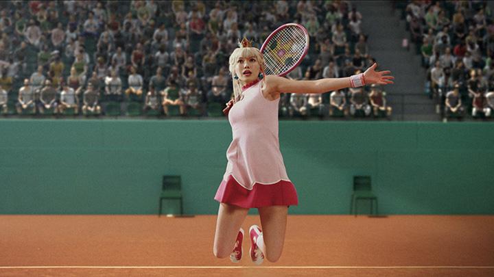 二階堂ふみのテニススコート姿エロ画像1