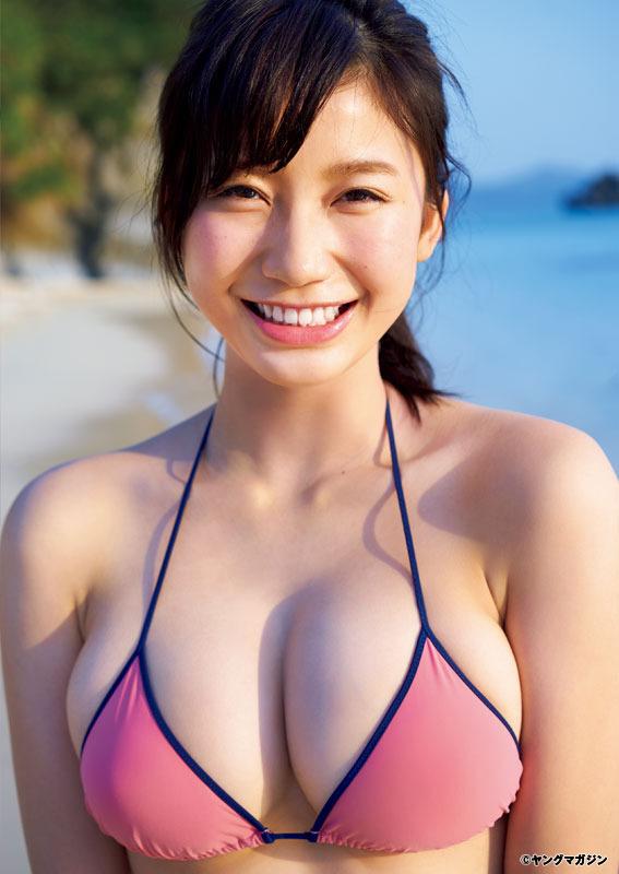 小倉優香グラビアエロ画像2
