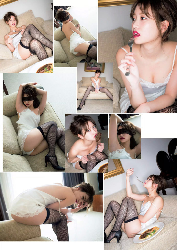 永尾まりや(23)の横乳ヌード写真集・濡れ場エロ画像183枚・26枚目の画像