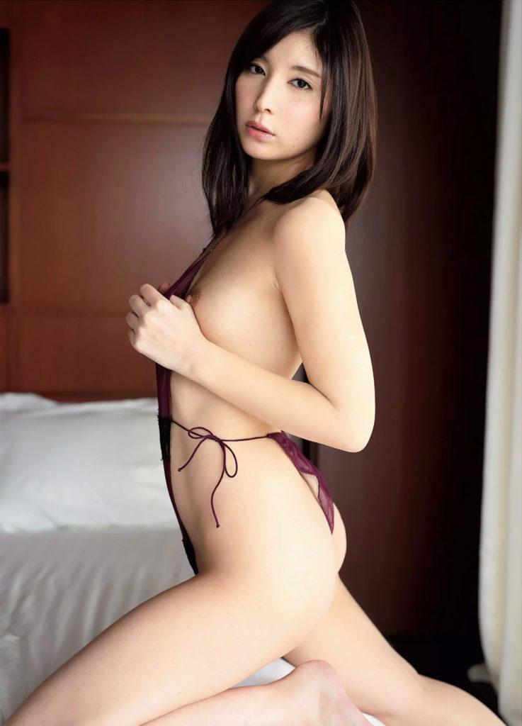 AVデビューした仲村みう(26)のヌードエロ画像140枚・10枚目の画像