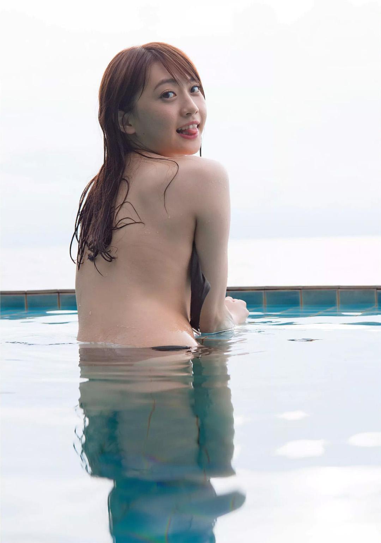 木崎ゆりあ(21)の上裸ヌードグラビア&アイコラエロ画像100枚・3枚目の画像