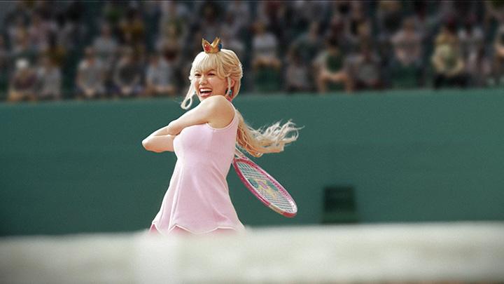 二階堂ふみのテニススコート姿エロ画像2