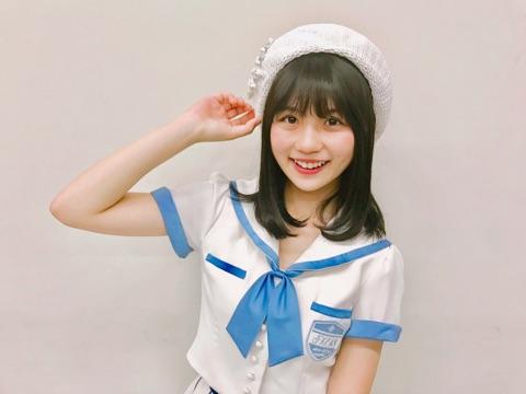 SKE48小畑優奈のグラビアエロ画像3