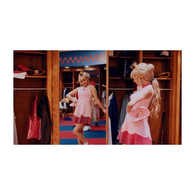 二階堂ふみのピーチ姫姿エロ画像1
