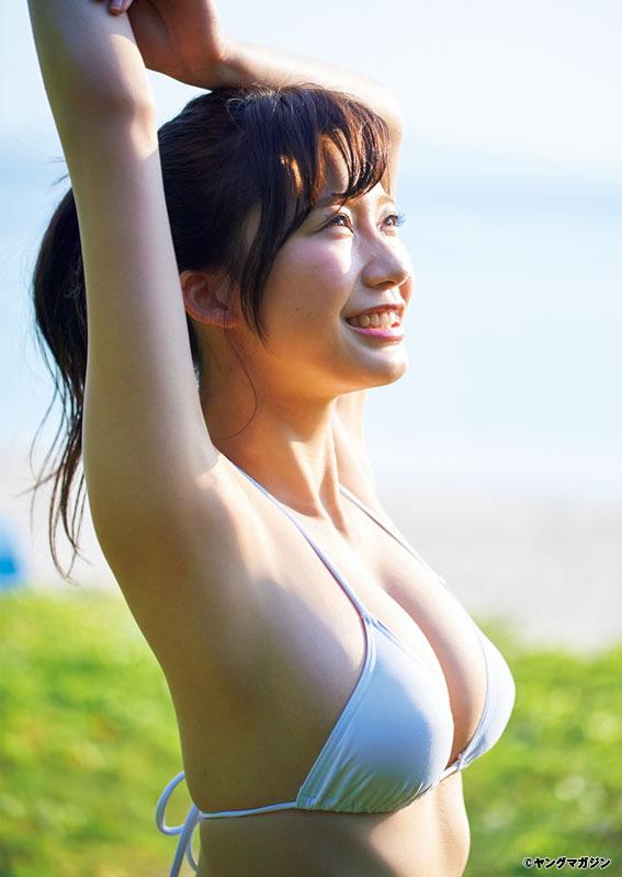 小倉優香グラビアエロ画像4