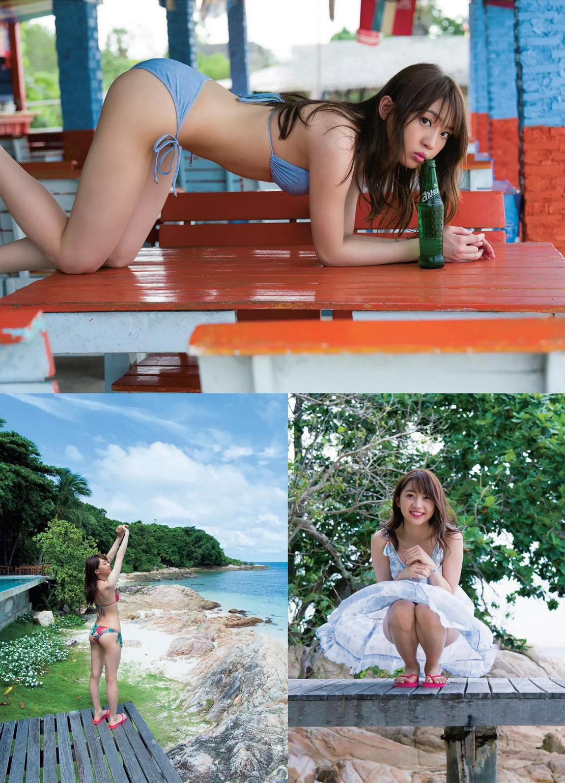 木崎ゆりあ(21)の上裸ヌードグラビア&アイコラエロ画像100枚・6枚目の画像