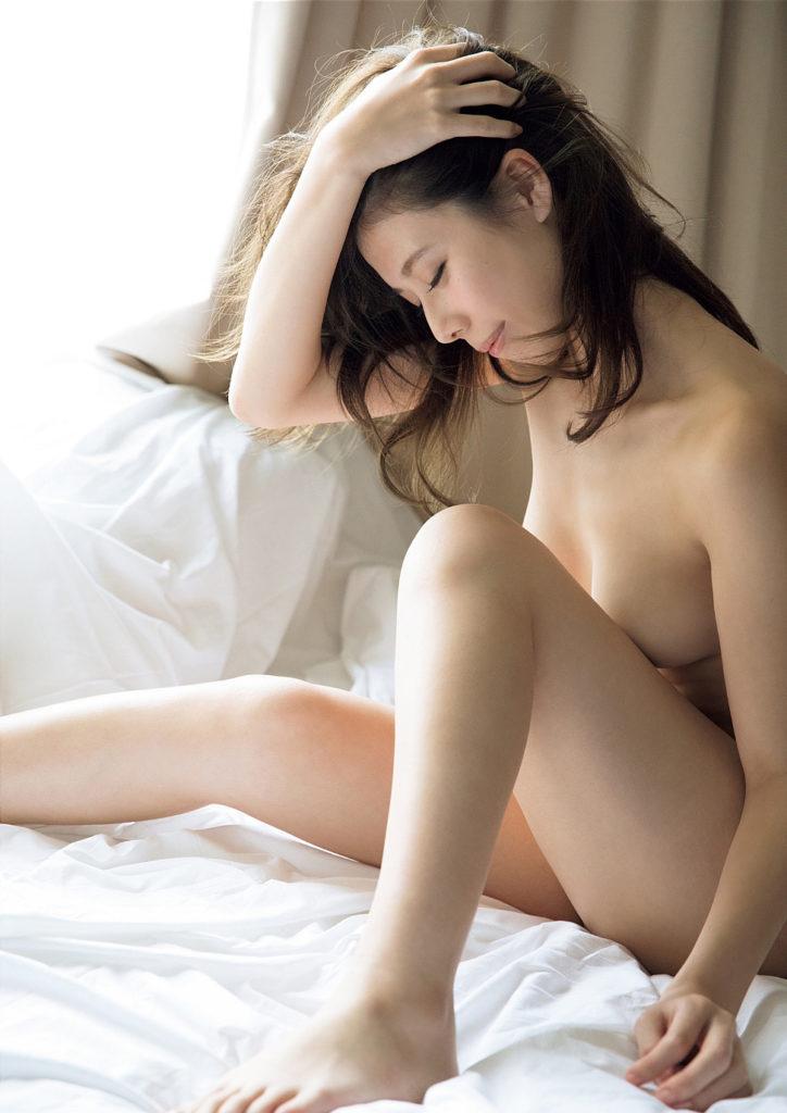 有村架純の実姉・有村藍里(新井ゆうこ)のヌード写真集エロ画像120枚・19枚目の画像