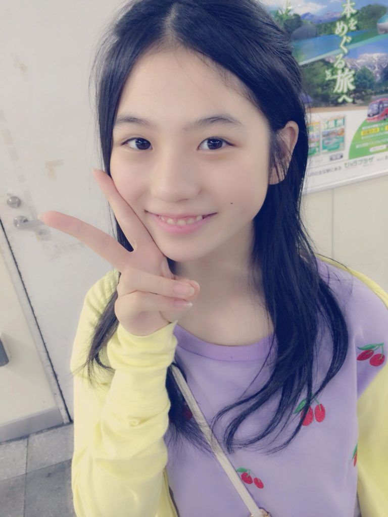 SKE48小畑優奈のグラビアエロ画像20