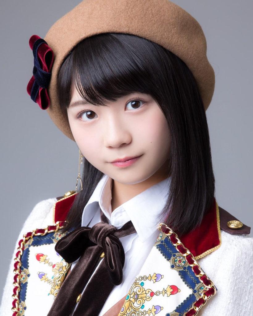 SKE48小畑優奈のグラビアエロ画像7