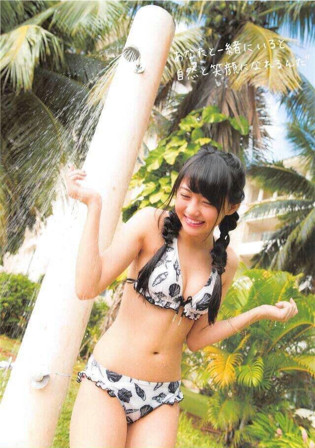 木崎ゆりあ(21)の上裸ヌードグラビア&アイコラエロ画像100枚・9枚目の画像