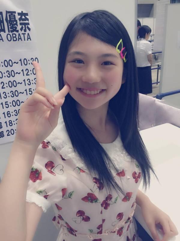 SKE48小畑優奈のグラビアエロ画像25