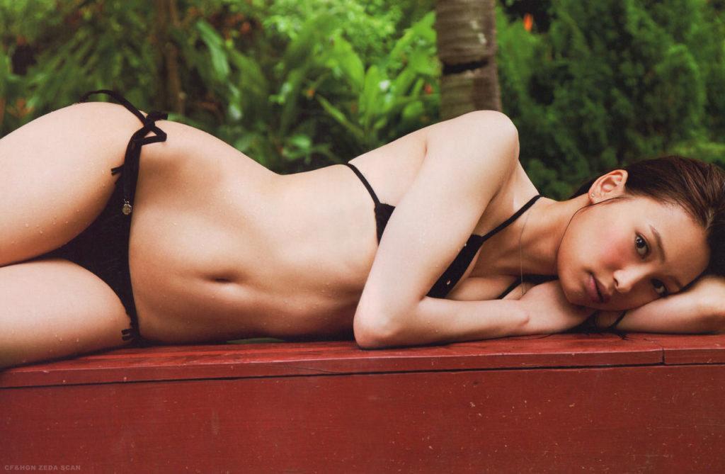 大政絢(26)超絶美女のヌード&アイコラエロ画像50枚・12枚目の画像