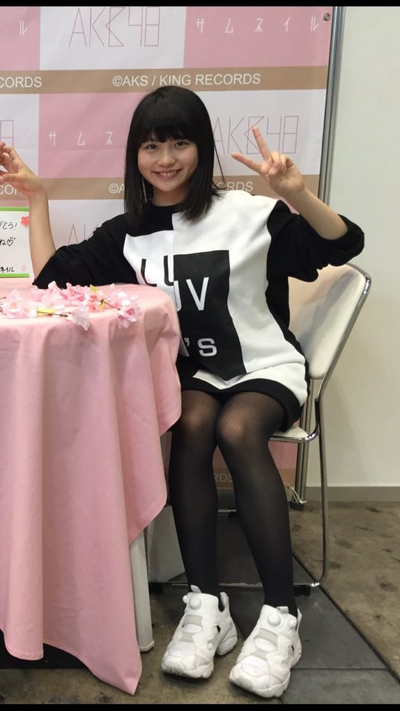 SKE48小畑優奈のグラビアエロ画像27