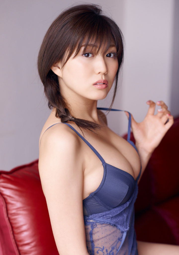 岩崎名美(20)Fカップ最新グラビアエロ画像32枚・14枚目の画像