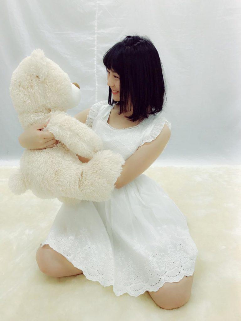 SKE48小畑優奈のグラビアエロ画像31