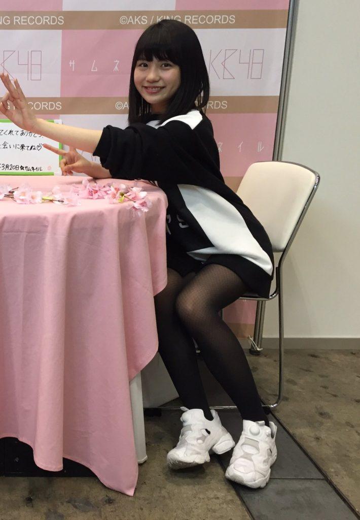 SKE48小畑優奈のグラビアエロ画像33